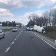 ДТП на Прикарпатті: один водій загинув, інший – в лікарні (Відео)