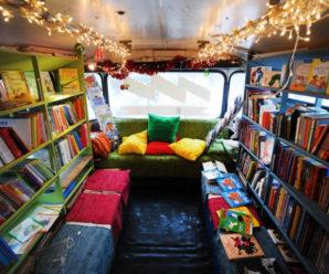 У Франківську хочуть запустити книжковий автобус