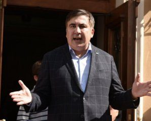 МВС поставило крапку в розмовах про повернення Саакашвілі