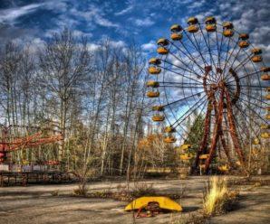 33-а річниця Чорнобильської катастрофи