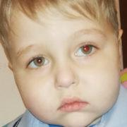 Став янголом хлопчик Даниїл Черетко. Недуга забрала життя дитини