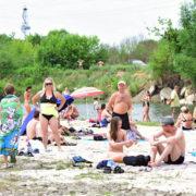 У Франківську починають готувати місця для масового відпочинку в літній купальний сезон