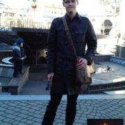Відійшов у вічність мій хлопець: Світлої пам'яті Ігоря Воробйова