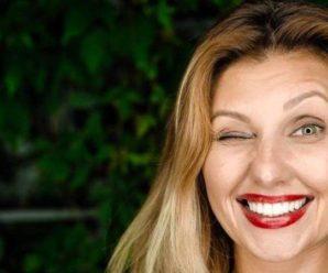 Дружину Зеленського внесли в базу сайту Миротворець