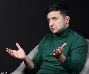 Володимир Зеленський: Нам вигідно розпустити Раду, але будемо думати і діяти по закону