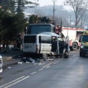 В автомобільній аварії в Польщі загинули українці