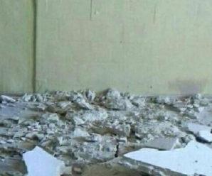 У церкві впала стеля і вбила 13 чоловік