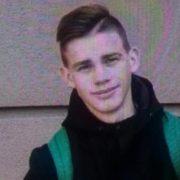 На Івано-Франківщині 16-річний юнак пішов з дому і зник безвісти (ФОТО)
