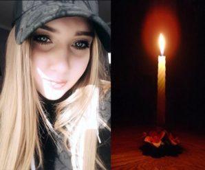 Померла Настя Янчук, котрій збирали кошти на боротьбу з раком