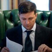 Зеленський в терміновому порядку скликає РНБО після катастрофи на шахтах