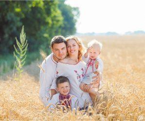 Як виглядає середньостатистична прикарпатська сім'я. Цікаві дані