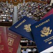 Зеленський запровадить в Україні подвійне громадянство
