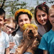Дім, де панує любов та турбота: На Франківщині діє дитячий будинок сімейного типу