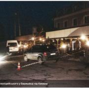 Застрелили заступника начальника відділення поліції під Києвом