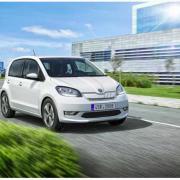 Škoda показала перший серійний електрокар Citigo-e iV