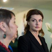 Марина Порошенко дала пораду Олені Зеленській