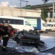 У моторошній ДТП загинуло двоє людей (фото)