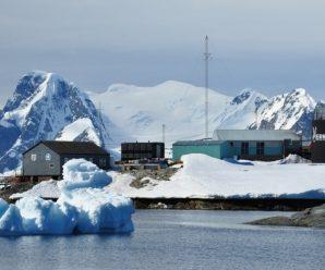 Франківець пише книжку про подорож в Антарктиду (відео)