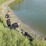 В Калуші знайшли тіло чоловіка, який втопився у річці
