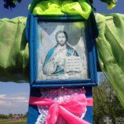 Українці «Побачили диво»: оновилася ікона Христа Спасителя (фото)