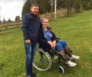 Впала з велосипеда й зламала хребет: прикарпатці потрібна допомога, щоб знову стати на ноги