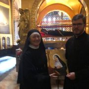 У Коломию з Італії везуть образ святої Рити – заступниці у безнадійних справах. ФОТО