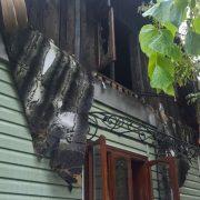 На Городенківщині у власному будинку згорів чоловік