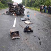Поліція шукає очевидців смертельної ДТП на Калущині