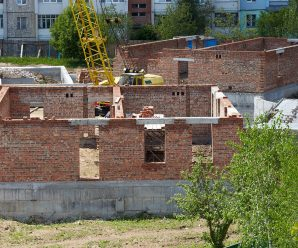 В Івано-Франківську будують дитячий садок неподалік ЗОШ №25 (фотофакт)
