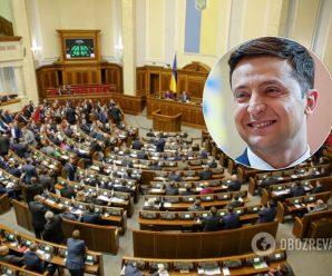 Зеленський підготував указ про розпуск Ради і визначив дату позачергових виборів (документ)