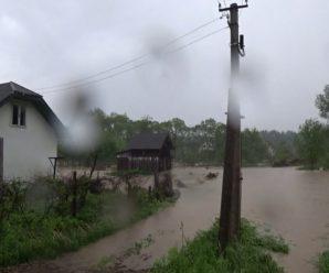 На Прикарпаття насувається жахлива повінь – підтоплення загрожує відразу восьми районам області