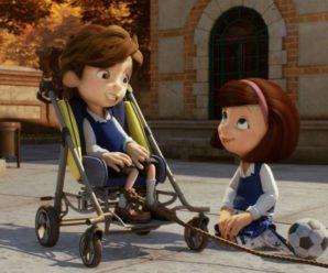 Анімація з глибоким змістом, яка навчить дітей толерантності