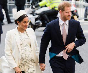 Підтверджено Букінгемським палацом: Принц Гаррі та Меган Маркл вперше стали батьками