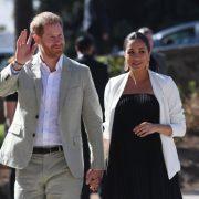 Меган Маркл та принц Гаррі показали малюка: перші фото крихітки (ФОТО)