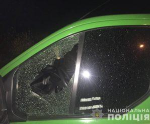 У Франківську конфлікт між водіями на дорозі завершився стріляниною