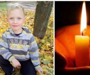 Вбивство хлопчика п'яними патрульними: мама показала останнє фото дитини