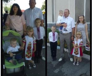 Голова Спілки учасників АТО Калущини закликає кандидатів у нардепи допомогти дружині ветерана