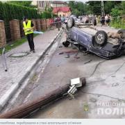 Поліцейські затримали водія, який вчинив смертельну ДТП у Болехові. ФОТО