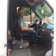 На Прикарпатті водій рейсового автобуса відмовився перевозити матір з дитиною на руках (фото)