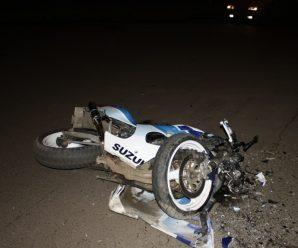 Смертельна ДТП на Франківщині: розбився 27-річний скутерист