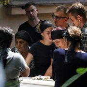 В Одеській області поховали вбиту дівчинку (фото)