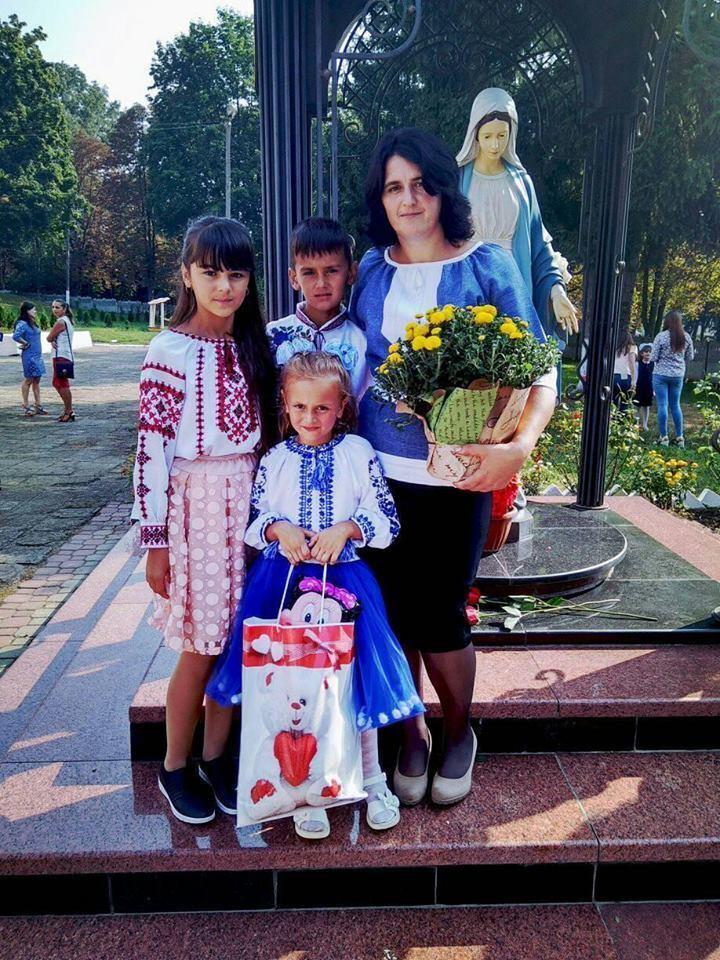 У Василя залишилися троє дітей
