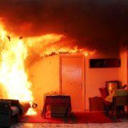 У Калуші горіла квартира: врятували власника та евакуювали людей