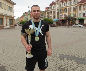 Франківець здобув першість на Чемпіонаті світу з карате годзю-рю