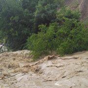 Села знову «поплили»: негода вкотре вирує на Прикарпатті (фото)
