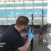 Постріл з необережності: на Львівщині військовий застрелив колегу (фото)