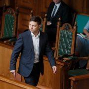 """Зеленський ошелешив заявою про свою відставку: """"Щиро вдячний за…"""""""
