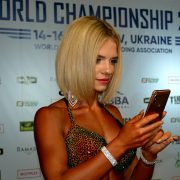 Прикарпатка стала призеркою Чемпіонату світу з бодібілдингу та фітнесу