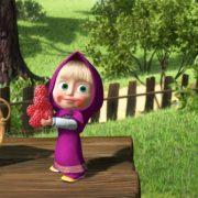 """Зірка мультфільму """"Маша і Ведмідь"""" виросла, і ось як вона виглядає зараз: неймовірне перевтілення"""