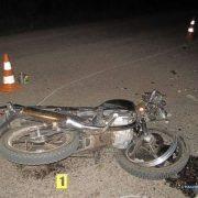На Івано-Франківщині у ДТП загинув мотоцикліст